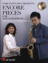Encore Pieces Partition Saxophone - laflutedepan.com