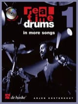 Arjen Oosterhout - Real Time Drums 1 - In More Songs - Partition - di-arezzo.fr