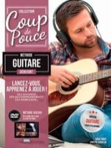 COUP DE POUCE - Méthode Guitare Débutant - Partition - di-arezzo.ch