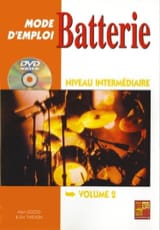 Mode D' Emploi Batterie Volume 2 laflutedepan