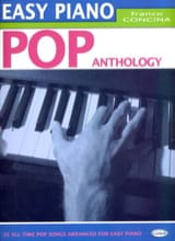 - Easy Piano Pop Anthology - Sheet Music - di-arezzo.com