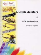 Jean-Philippe Vanbeselaere - L' Invité de Marc - Partition - di-arezzo.fr