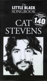 The Little Black Songbook Cat Stevens Partition laflutedepan.com