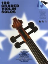 100 Graded Violin Solos - Dip In Partition Violon - laflutedepan.com