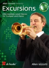 Allen Vizzutti - excursions - Sheet Music - di-arezzo.co.uk