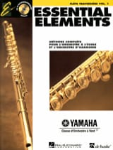 Essential Elements. Flûte Traversière Volume 1 - laflutedepan.com
