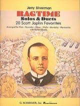 Scott Joplin - Ragtime Solos & Duets - Partition - di-arezzo.fr