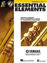 Essential Elements. Trompette Sib Volume 1 laflutedepan.com