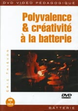 Eric Thievon - DVD - Versatility - Creativity At the Battery - Sheet Music - di-arezzo.com