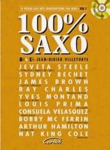 100% saxo volume 1 Partition Saxophone - laflutedepan.com