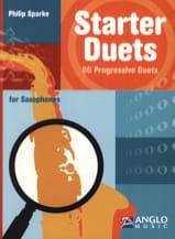 Starter Duets - Philip Sparke - Partition - laflutedepan.com