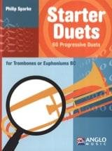 Starter Duets - 60 Progressive Duets Philip Sparke laflutedepan.com