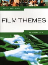 Really easy piano - Film themes - Partition - laflutedepan.com
