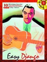 Django Reinhardt - Easy Django Volume 2 - Sheet Music - di-arezzo.co.uk