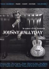 Le Coeur D' Un Homme Johnny Hallyday Partition laflutedepan.com