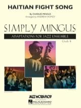 Haitian Fight Song Charles Mingus Partition ENSEMBLES - laflutedepan