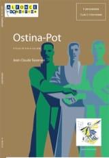 Jean-Claude Tavernier - Ostina-Pot - Partition - di-arezzo.fr