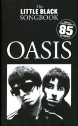 Oasis - The Little Black Songbook - Sheet Music - di-arezzo.co.uk