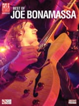 Best Of Joe Bonamassa Joe Bonamassa Partition laflutedepan.com