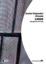 Linde Daniel Alejandro Almada Partition Vibraphone - laflutedepan.com