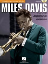 Miles Davis - Miles Davis Signature Licks - Partition - di-arezzo.fr