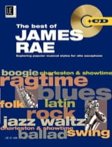 The Best Of James Rae James Rae Partition Saxophone - laflutedepan.com