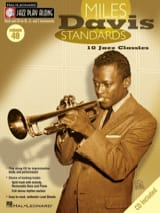 Jazz play-along volume 49 - Miles Davis Standards - laflutedepan.com