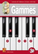 Gammes Pour L' Improvisation Au Clavier En 3D laflutedepan.com