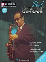 Jazz play-along volume 75 - Paul Desmond Paul Desmond laflutedepan.com