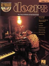 Keyboard Play-Along Volume 11 - The Doors The Doors laflutedepan.com