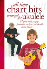 All-Time Chart Hits Arranged For Ukulele Partition laflutedepan.com