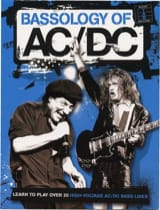 AC-DC - Bassology Of AC / DC - Sheet Music - di-arezzo.co.uk