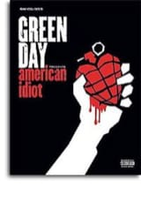 American Idiot Green Day Partition laflutedepan.com