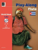 World Music Cuba Play-Along Flute Partition laflutedepan.com