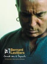 Samedi Soir A Beyrouth Bernard Lavilliers Partition laflutedepan.com