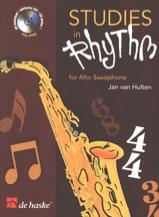 Jan Van Hulten - Studien im Rhythmus - Noten - di-arezzo.de