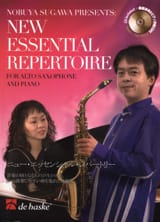 New essential repertoire Partition Saxophone - laflutedepan.com