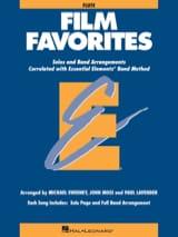 Film Favorites - Flûte Partition ENSEMBLES - laflutedepan.com