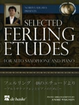 Selected Ferling études Franz Wilhelm Ferling laflutedepan.com
