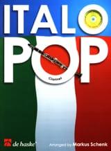 Italo Pop Partition Clarinette - laflutedepan.com