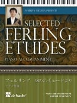 Selected Ferling études - Franz Wilhelm Ferling - laflutedepan.com