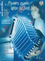 Modern Music, Latino & Jazz Partition Accordéon - laflutedepan.com