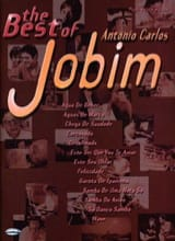 Antonio Carlos Jobim - The Best Of Antonio Carlos Jobim - Partition - di-arezzo.fr