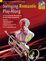 Swinging Romantic Play-Along Partition Trompette - laflutedepan.com