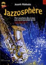 Jazzosphère Volume 1 Joseph Makholm Partition laflutedepan.com