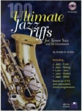 Andrew D. Gordon - 100 Ultimate Jazz Riffs - Sheet Music - di-arezzo.com
