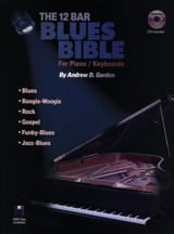 Andrew D. Gordon - Die 12 Bar Blues Bibel - Noten - di-arezzo.de
