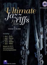 100 Ultimate Jazz Riffs Andrew D. Gordon Partition laflutedepan.com