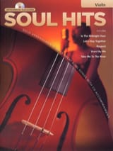 Soul hits - Instrumental play-along - Partition - laflutedepan.com