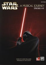 Star Wars A Musical Journey, Episodes I-VI - Easy Piano laflutedepan.com